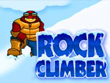 Rock Climber в Вулкане удачи на деньги
